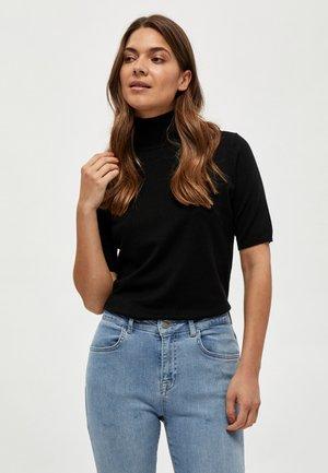 LIMA  - Basic T-shirt - black