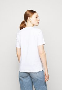 MICHAEL Michael Kors - STUDDED CLASSIC TEE - T-shirt con stampa - white - 2
