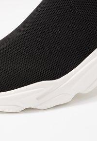 Bianco - BIACASE - High-top trainers - black - 2