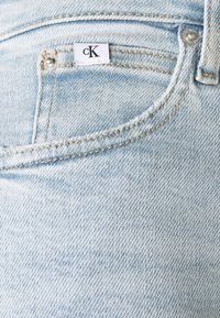 Calvin Klein Jeans - HIGH RISE ANKLE - Jeans Skinny Fit - blue - 5