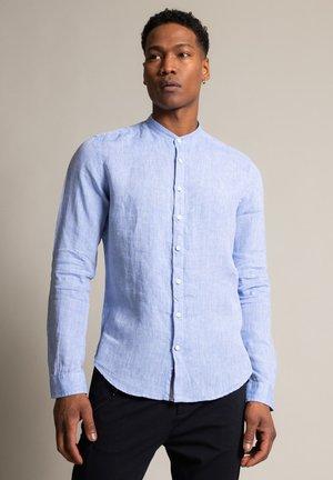 MANDARIN - Shirt - bleu
