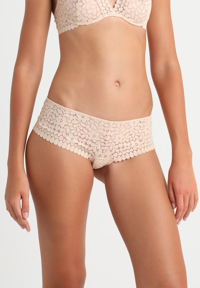 MONICA SHORTY BRESILIEN - Culotte - nude
