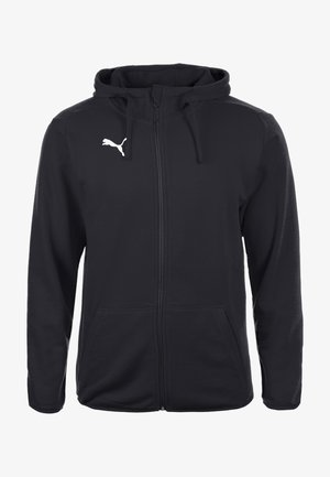 LIGA CASUALS - Training jacket - puma black/puma white