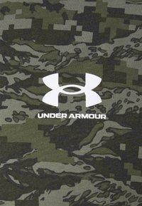 Under Armour - CAMO - Print T-shirt - baroque green - 5