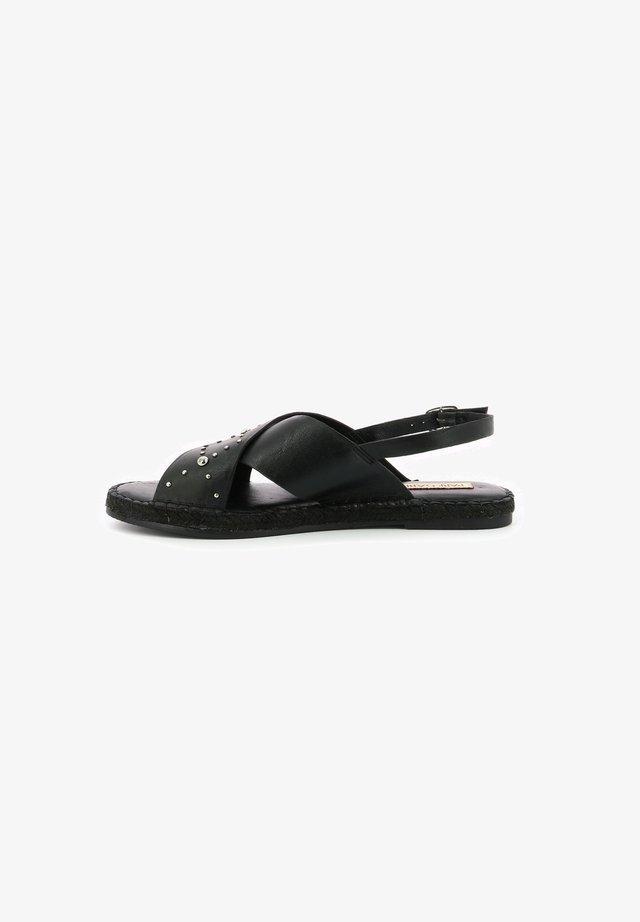 RONYS - Sandales - noir