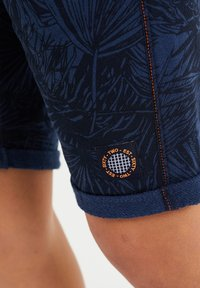 WE Fashion - Pantaloni sportivi - dark blue - 2