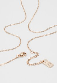 sweet deluxe - AMREI - Necklace - rosegold-coloured - 2