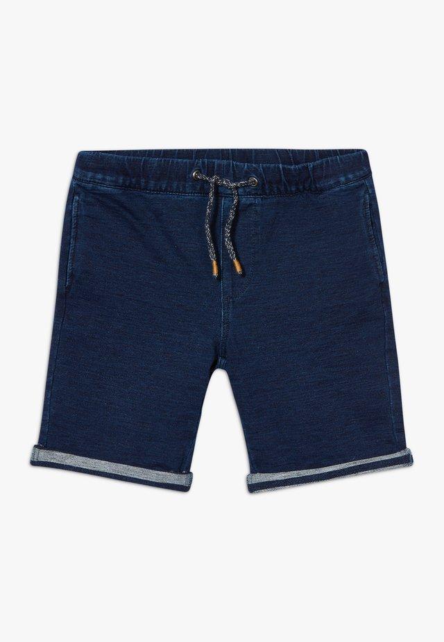 BECKHAM - Short en jean - blue