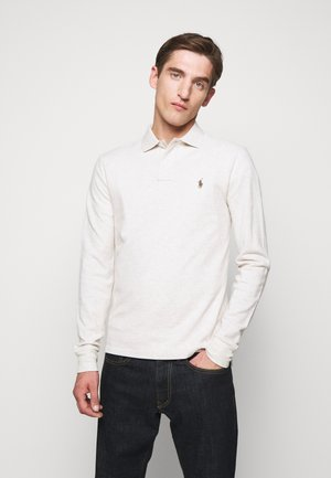 Polo shirt - american heather