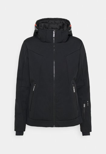 ERIE - Chaqueta de esquí - black