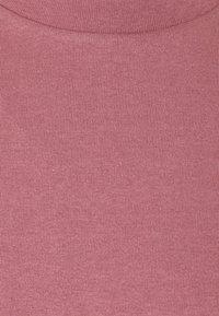 Topman - 2 PACK - Jednoduché triko - white/light pink - 5