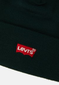Levi's® - RED BATWING EMBROIDERED SLOUCHY BEANIE - Muts - dark green - 2