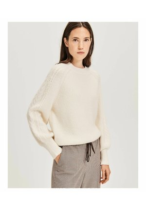 PABLE - Jumper - offwhite (20)