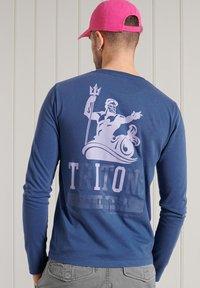 Superdry - T-shirt à manches longues - regal navy - 1