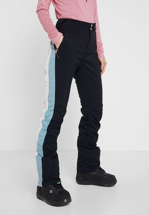 WOODSTAR WOMEN PANT - Ski- & snowboardbukser - black