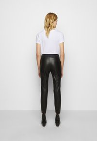 DKNY - PULL ON  - Leggings - Trousers - black - 2