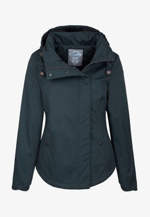 Outdoor jacket -  bottle green