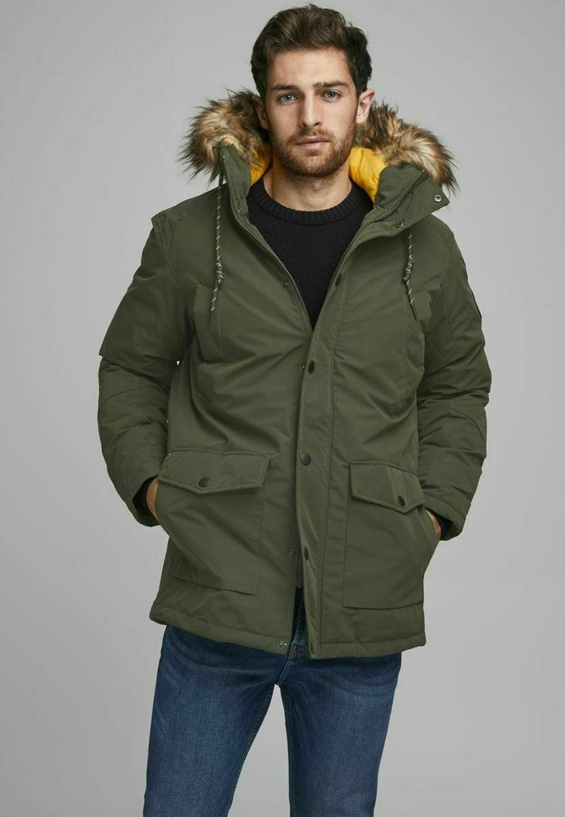 Produkt - Winter coat - forest night