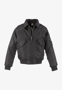Brandit - Lehká bunda - black - 5