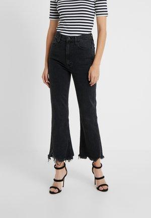 EMPIRE - Flared jeans - starli