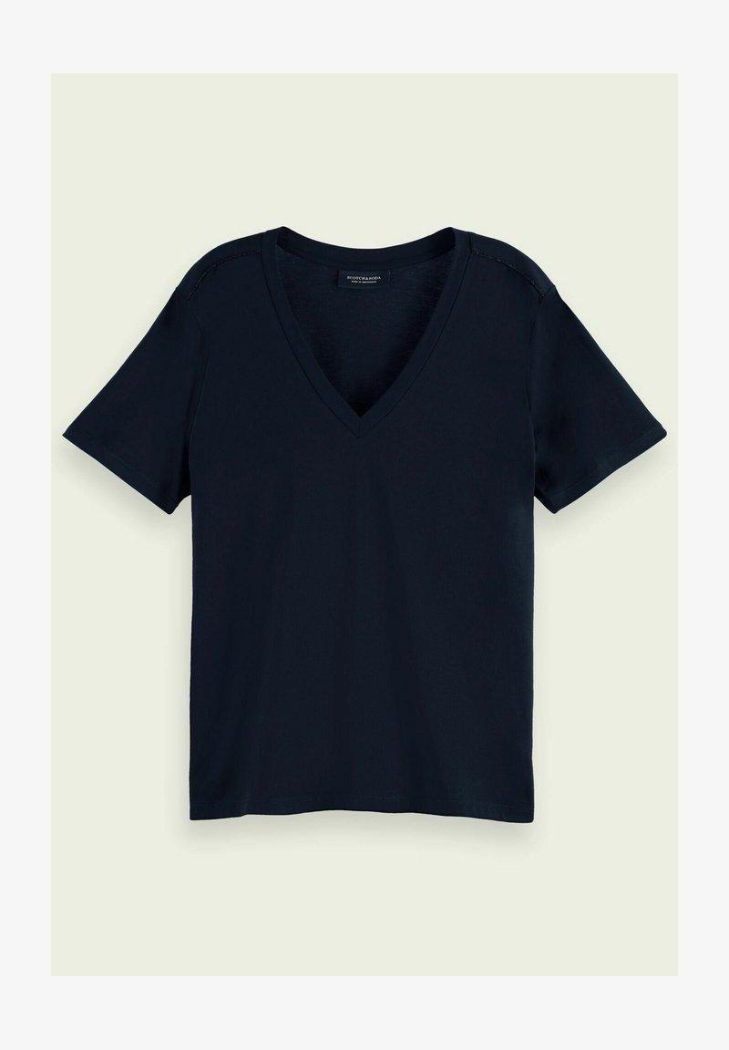 Scotch & Soda - Basic T-shirt - night