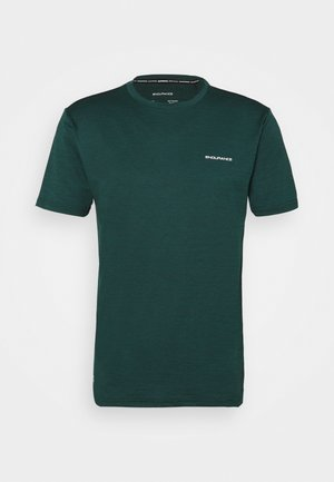 MELANGE TEE - T-shirts - ponderosa pine