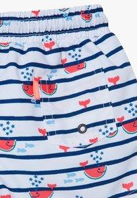 Sunuva - STRIPE WATERMELON WHALE SWIM  - Swimming shorts - multi - 2