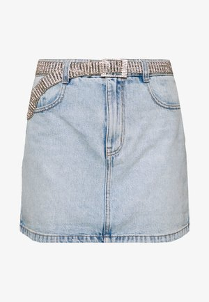Jupe en jean - light blue