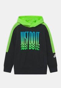 Nike Sportswear - RISE HOODIE UNISEX - Sweatshirt - black - 0