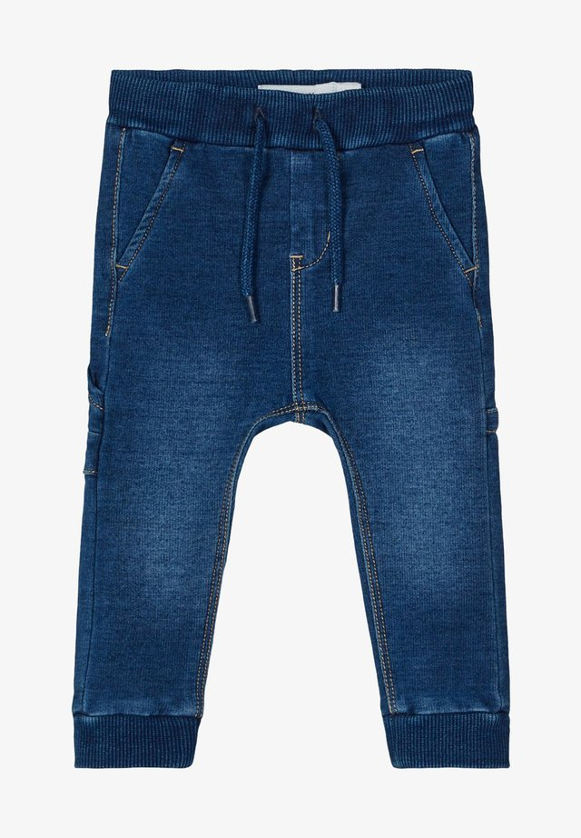 Pantalon de survêtement - dark blue denim
