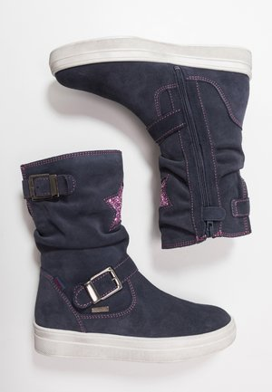 Classic ankle boots - atlantic/candy