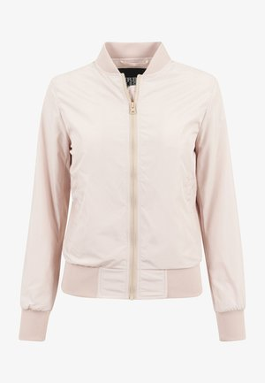 Bomber Jacket - light pink