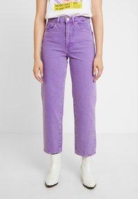 Neuw - EDIE - Jeans straight leg - purple - 0