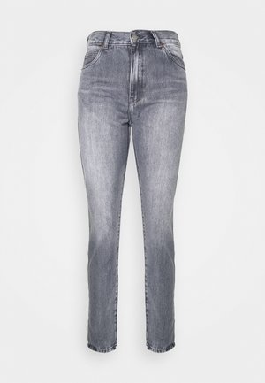 NORA - Jeans relaxed fit - washed grey