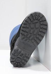 LICO - TERRA - Vysoká obuv - schwarz/blau - 4