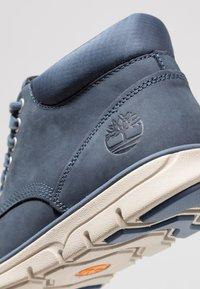 Timberland - BRADSTREET - High-top trainers - dark blue - 5