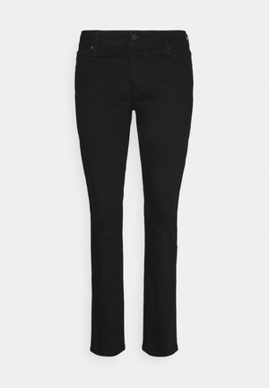 JJIGLENN JJORIGINAL - Jeans Slim Fit - black