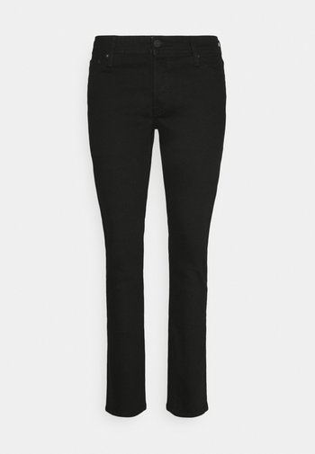 JJIGLENN JJORIGINAL - Jeans slim fit - black