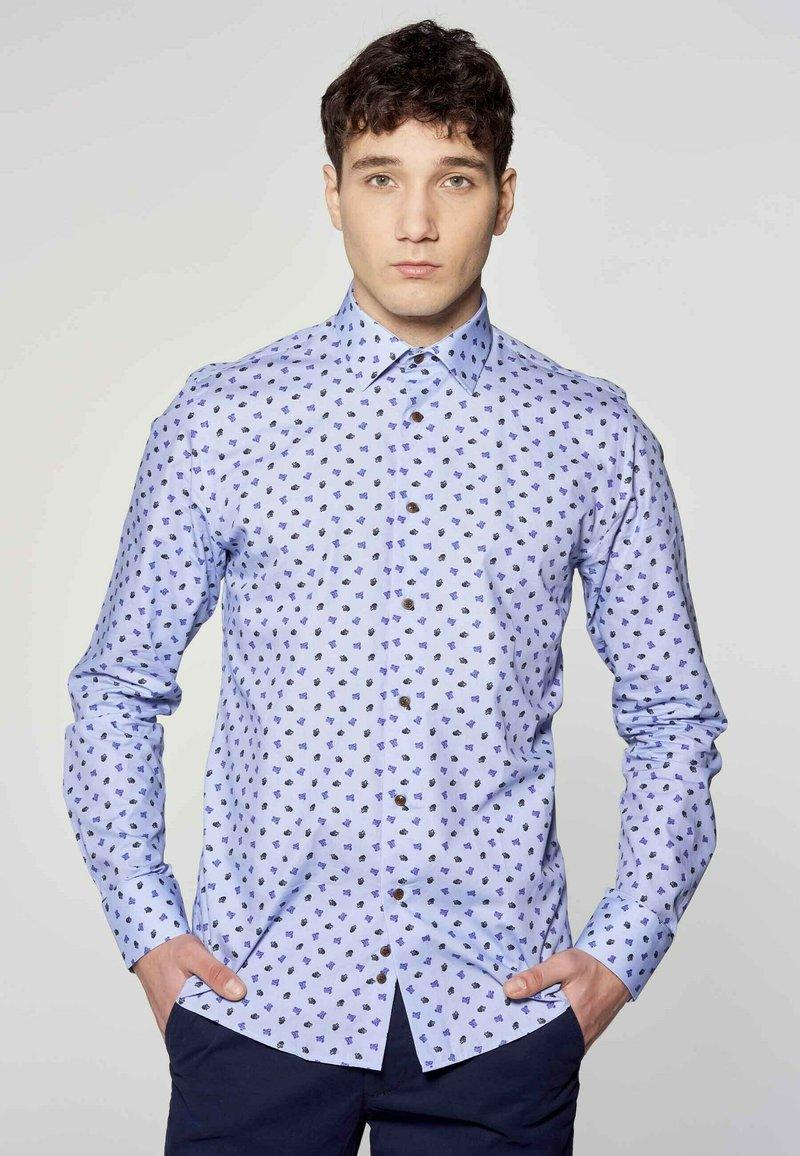 MDB IMPECCABLE - Shirt - blue