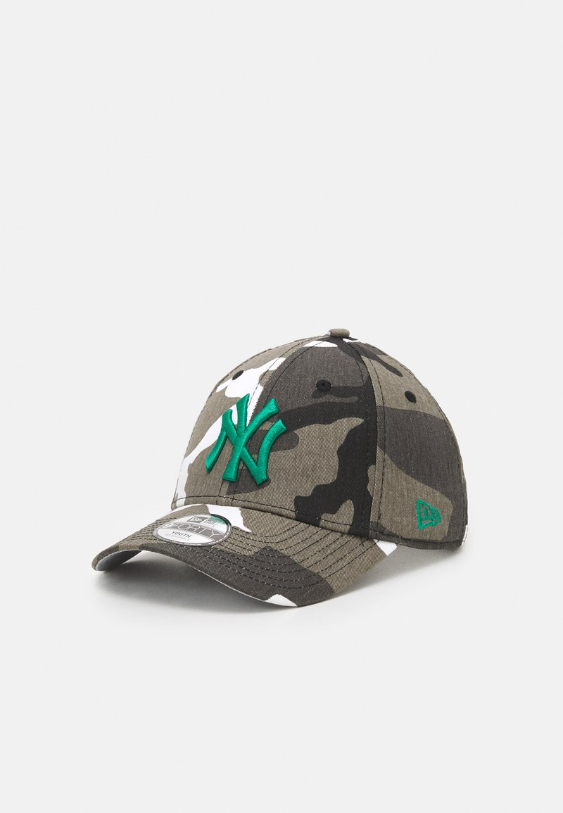 New Era - ALL OVER CAMO NEW YORK YANKEES UNISEX - Cap - grey