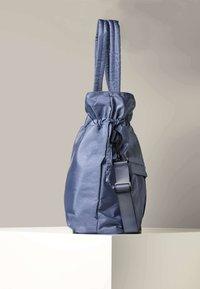 OYSHO - Sportovní taška - blue - 3