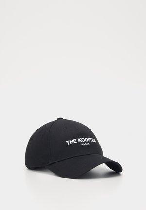 Cap - black/white