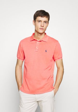 SPA TERRY - Poloshirt - racing red