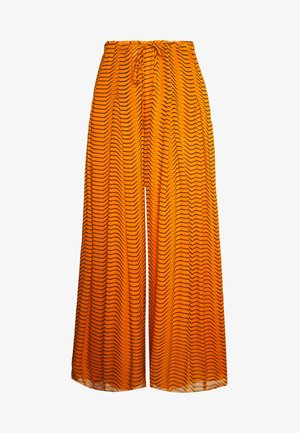 ADAIR - Trousers - orange