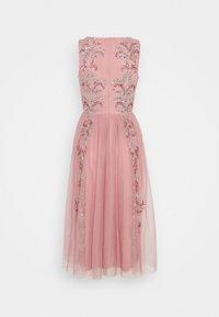 Maya Deluxe - V NECK EMBELLISHED DRESS - Robe de soirée - heather rose - 1