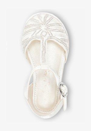 Dětské boty - off-white