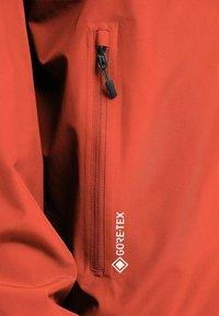 Haglöfs - BETULA GTX JACKET - Hardshell jacket - habanero - 5