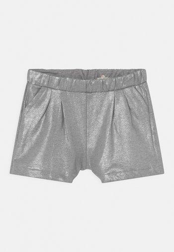 COATED - Shorts - lunar rock