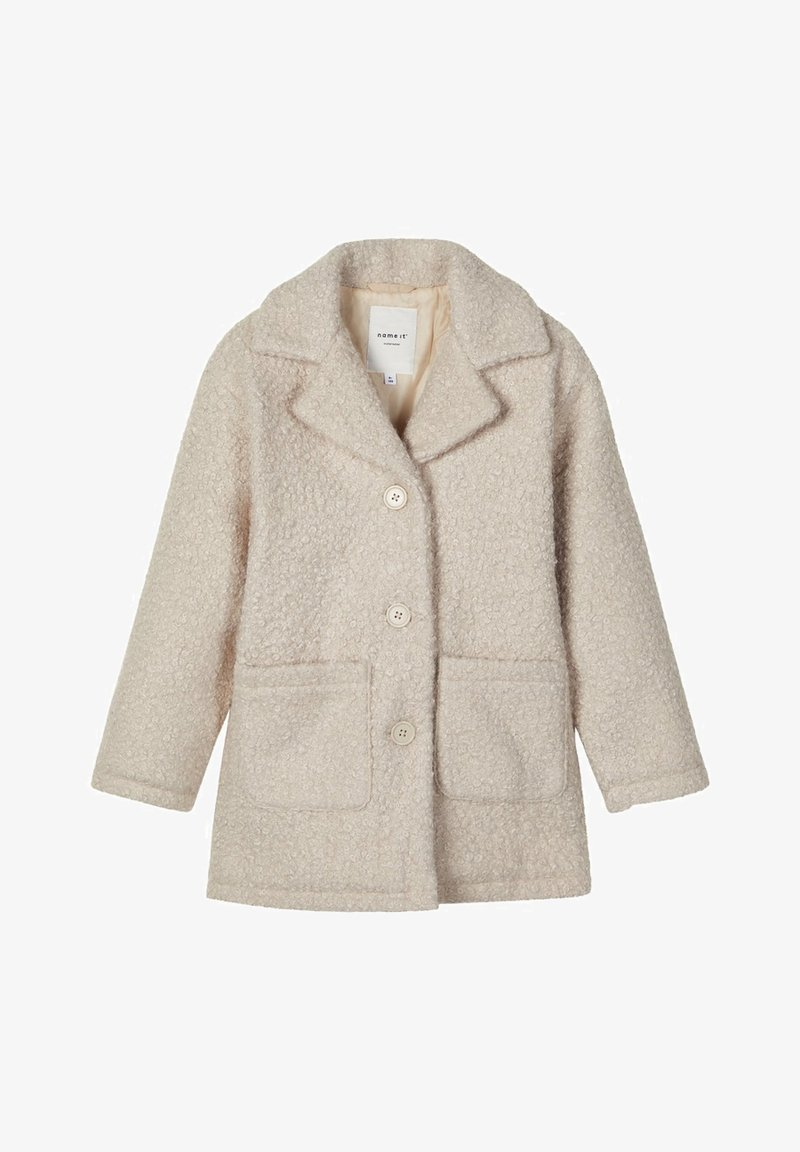 Name it - TEDDY - Winter coat - peyote