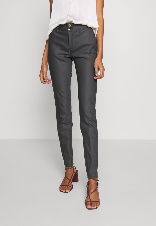 BLAKE NIGHT LONG PANT - Broek - antracite